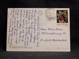 USSR 1983 Limassol MS Estonia Paquebot Card__(L-32254) - Covers & Documents
