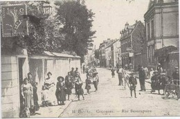 COLOMBES : Rue Beaurepaire - Colombes