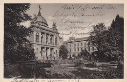 AK Troppau Opava - Landesmuseum - Zemske Museum - 1934 (45941) - Tschechische Republik