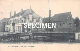 18 Le Pont Du Canal - Izegem - Izegem