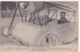 Hauts-de-Seine - Course D'Aviation - Paris-Madrid - Mai 1911 - Issy-les-Moulineaux - Départ - Issy Les Moulineaux