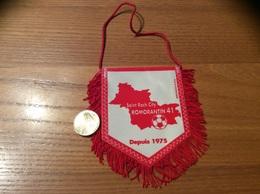Fanion «Saint Roch City - ROMORANTIN (41)» (football) - Kleding, Souvenirs & Andere