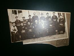ST.GILLIS-WAAS. Congregatie O.L.V. - Historische Dokumente