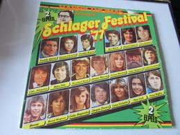 Schlager Festival 1977, 2 LP'S - Collectors