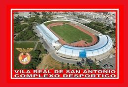 CP.STADE DE FOOTBALL.VILA  REAL  DE  SAN  ANTONIO  PORTUGAL COMPLEXO DESPORTIVO # CS. 452 - Fútbol