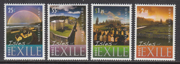 2008 Norfolk Island Isles Of Exhile Complete Set Of 4 MNH - Isola Norfolk