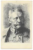 General Von Hindenburg  - WWI - Royal Families