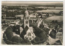 50 - Ste-Marie-du-Mont -  L'Eglise  -  Vue Aérienne - Sonstige Gemeinden