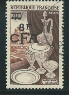 REUNION CFA: Obl., N° 315, TB - Reunion Island (1852-1975)