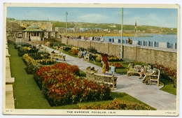 ISLE OF MAN : DOUGLAS - THE GARDENS (TUCKS) - Isle Of Man