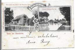 ARZENHEIM - Multi-vues - France