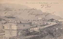 Lombardia  - Varese - Porto Ceresio - La Stazione - Bella Panoramica - Italia