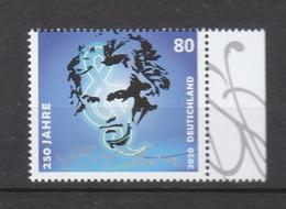 Deutschland BRD ** 3513 Ludwig Van Beethoven Neuausgabe 02.01.2020 - Ongebruikt