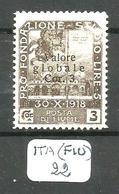 ITA(FIU) YT 80 En XX - Fiume
