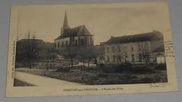 54 - Domêvre Sur Vezouze - L' Ecole Des Filles ------------- 517 - Autres Communes