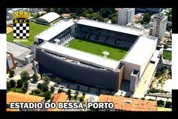 CP.STADE DE FOOTBALL. PORTO  PORTUGAL  ESTADIO  DO  BESSA  # CS. 464 - Football