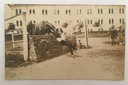 412 Una Brutta Caduta Da Cavallo - Cartoline