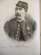 Le Sergent Hoff , Gravure De  Trichon 1879 - Documenti Storici