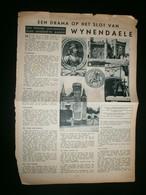 TORHOUT-WIJNENDALE. Boudewijn Hapkin. - Documents Historiques