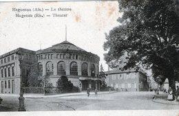 (133)  CPA  Haguenau Le Theatre - Haguenau