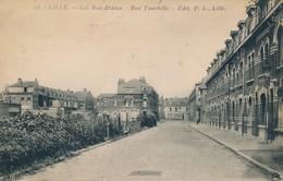 Lille Les Bois Blancs PL 26 Rue Tourville Rare - Lille