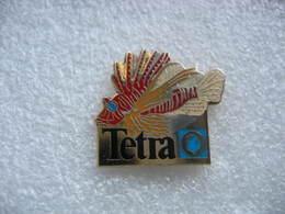 Pin's TETRA - Animals