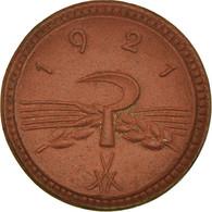 Monnaie, Allemagne, 20 Pfennig, 1921, Monnaie De Nécessité Saxe, SPL - [ 3] 1918-1933 : Weimar Republic