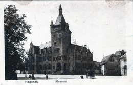 (133)  CPA  Haguenau Museum - Haguenau