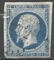 FRANCE - Oblitération Petits Chiffres LP 2862 SEINE-PORT (Seine-et-Marne) - 1849-1876: Période Classique