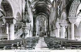 (133)  CPA  Haguenau  Interieur De L' Eglise St Georges - Haguenau