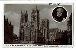CPA-Carte Postale-Royaume Uni-York-  Minster Archbishop Maclagan 1905  VM10789 - York