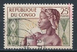 °°° REPUBBLICA DEL CONGO - Y&T N°135 - 1959 °°° - Congo - Brazzaville