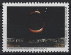 Brazil - Brasil (2019) - Set -  /  Espace - Space - Eclipse - Spazio