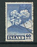 ISLANDE- Y&T N°212- Oblitéré - Usati