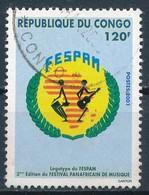 °°° REPUBBLICA DEL CONGO - Y&T N°1080 - 2001 °°° - Congo - Brazzaville