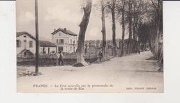 66.Prades.La Cité Nouvelle Sur La Promenade De La Route De Ria. - Prades