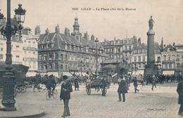 Lille Delsart 9248 La Place Cote Bourse état Neuf - Lille