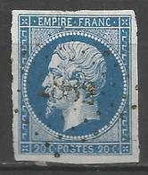 FRANCE - Oblitération Petits Chiffres LP 2882 SERMAISES-DU-LOIRET (Loiret) - 1849-1876: Période Classique
