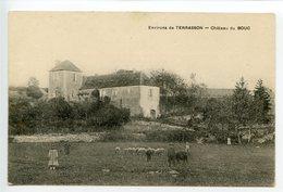 Environs De Terrasson Château Du Bouc (Coly) - France