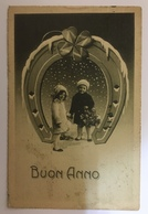 396 Buon Anno - Nouvel An