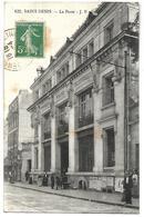 SAINT DENIS - La Poste - Saint Denis