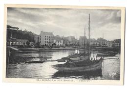 BELLE ILE EN MER (56) L'Avant Port Bateaux De Peche - Belle Ile En Mer