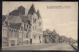 LA BAULE SUR MER 44 - Boulevard Hennecart, Vers Les Dunes - #B721 - La Baule-Escoublac