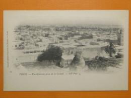 #63656, Tunis, Vue Générale Prise De La Casbah - Tunisia