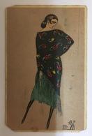 397 Gruppo Rionale Fascista  Portuense - Parrocchietta Anno 1928 - Pro Befana Ai Bambini Poveri - Illustratori & Fotografie