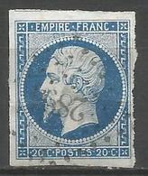 FRANCE - Oblitération Petits Chiffres LP 2894 SEZANNE (Marne) - Marcofilie (losse Zegels)