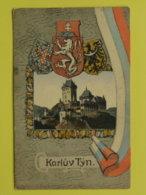 #20286, Czechia, Karlův Týn, Karlštejn - Tchéquie