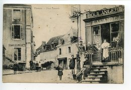 Thenon Place Centrale (boulangerie Lalande) - Andere Gemeenten
