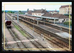 52  CHAUMONT   ...  La  Gare Interieure - Chaumont