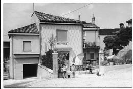 """Genepreto Di Nibbiano (Piacenza). Ristorante Bar """"Ideal"""". Insegna Sali E Tabacchi. - Piacenza"""